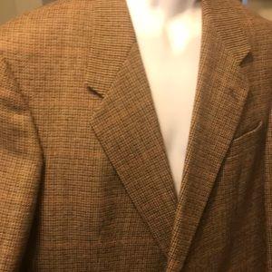 Classic wool sports coat Hart Schaffner Marx